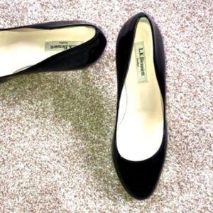 LK Bennett Sybila Black Heels Size 39.5